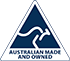Australian made and owned products