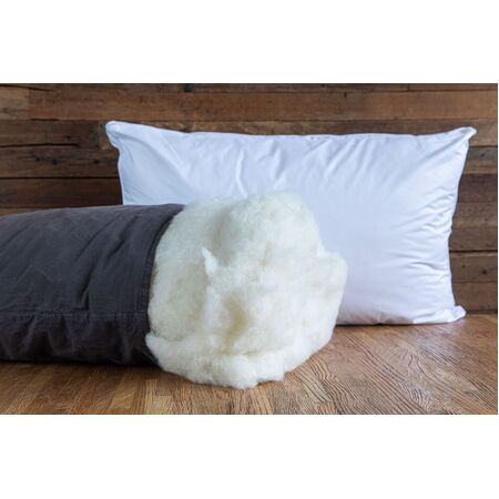 Pure New Australian Wool Pillow